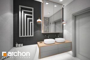 Aranżacje łazienki Do Projektów Domów Archon