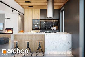 Aranzacje Kuchni Do Projektow Domow Archon