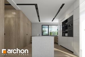 Aranżacje Kuchni Do Projektów Domów Archon
