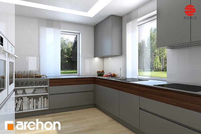 Projekt domu Dom w tymianku 2 Galeria - ARCHON+