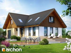 Archon+ Projekty domów - Dom w mango - widok 1