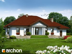 Archon+ Projekty domów - Dom w gaurach - widok 1