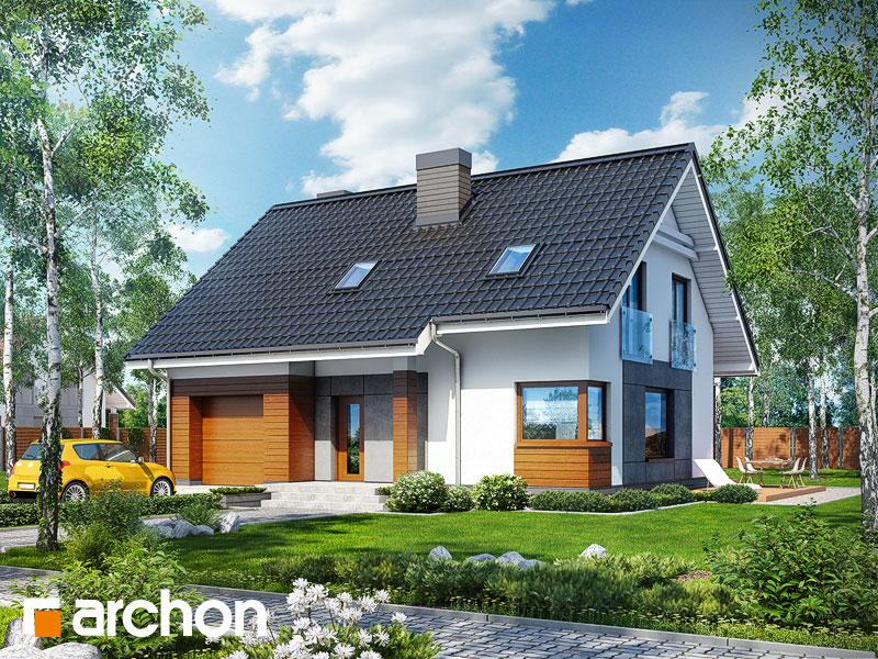 Wybierz Kolory Elewacji Domu Archon
