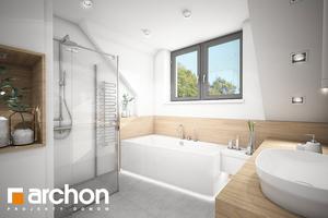 Aranżacje łazienki Do Projektów Domów Archon Strona 7