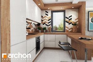 Aranżacje Kuchni Do Projektów Domów Archon Strona 9