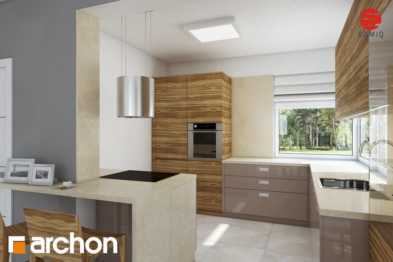 Projekt domu Dom w rukoli (G2NT) Galeria - ARCHON+