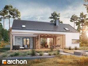 Projekt Domu Dom Pod świerkiem Dodatki Archon