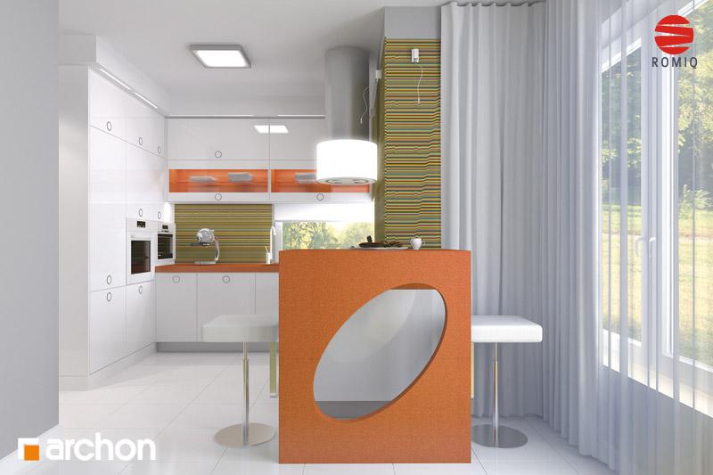 Dom w kardamonie ver.2 - projekt domu ARCHON+