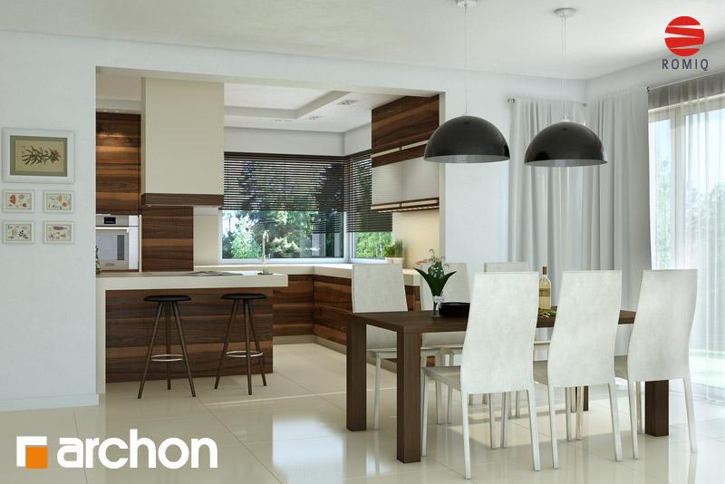 Projekt domu Dom w czarnuszce 2 ver.2 - ARCHON+
