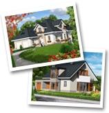 Projekty domów ARCHON+