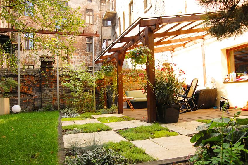 Projekty architektury ogrodowej - ARCHON+ Projekty domów
