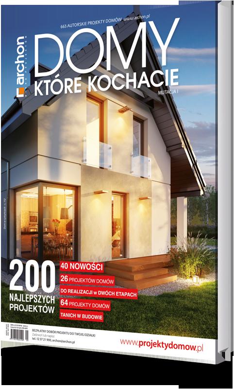 Domy Które Kochacie - półrocznik - prenumerata kwartalna już od 5,00 zł