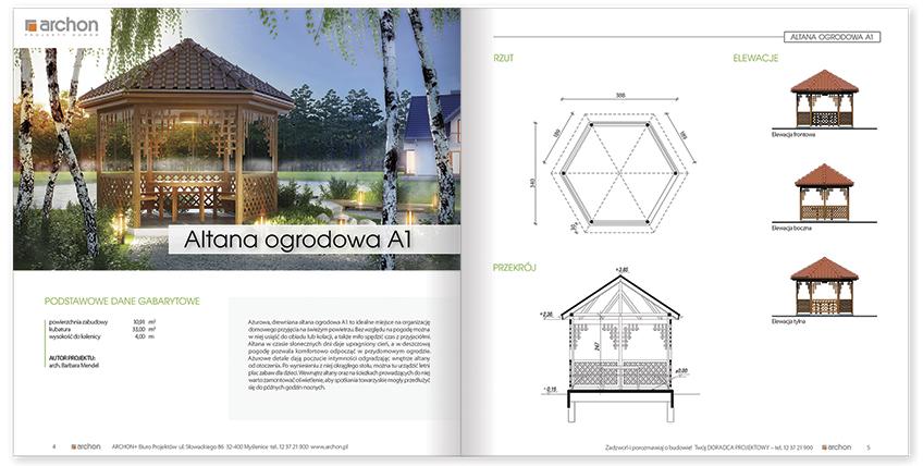 Projekty Architektury Ogrodowej Archon
