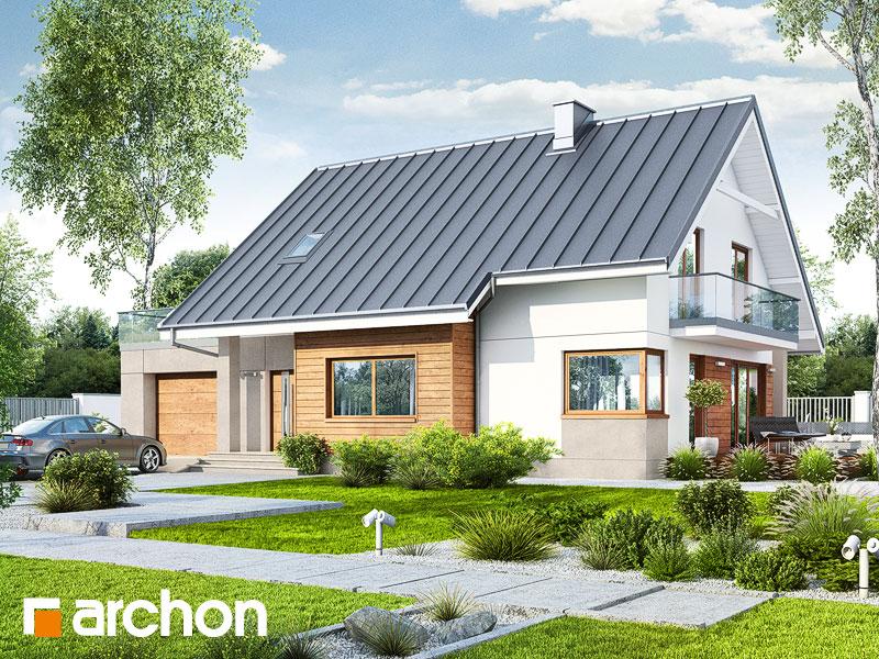 Projekt Domu Dom W Aurorach 4 Archon