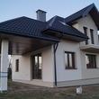 Piękny nowy domek Projekt domu ARCHON+ Dom w rukoli 58099