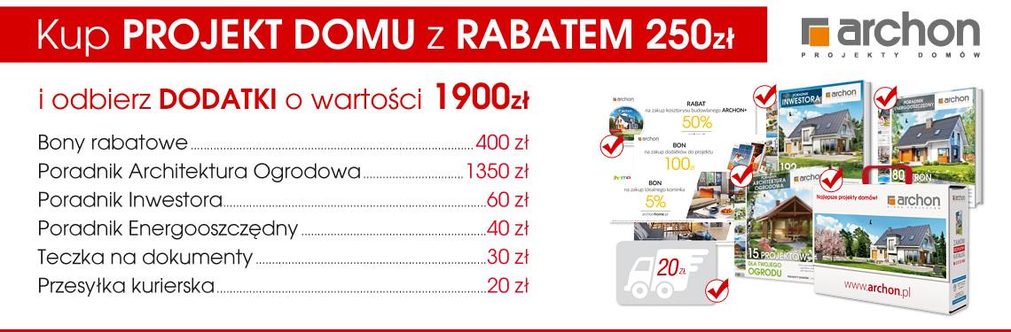 Zyskaj dodatki o wartości 1900 zł gratis!