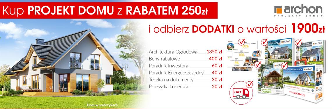 Zyskaj dodatki o wartości 1900 zł!